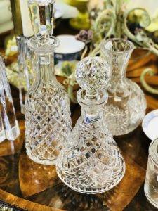 Crystal Wine Decanters